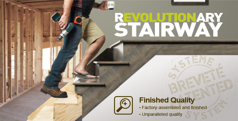 KAMELEON STAIRS SYSTEM